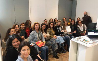 ¡Dicté mi curso de Marca Personal en Madrid!